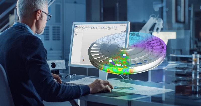 Hexagon, REcreate ile metrolojiden üretilebilir parçalara ters mühendisliği modernize ediyor