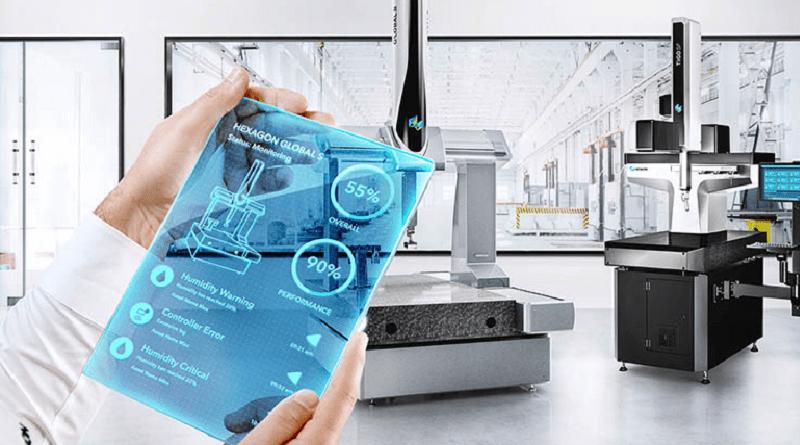 Üretim Çapında Veriye Dayalı Dönüşüm için CMM'leri Etkinleştirme