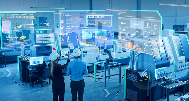Hexagon, Smart Manufacturing Virtual Open House'a ev sahipliği yapıyor