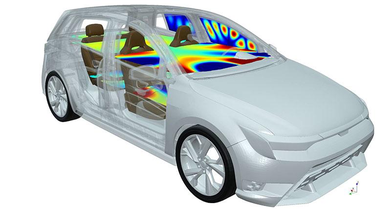 Free Field Technologies ve Autoneum, OEM'lerin araçların akustik tasarımını hızlandırmasına yardımcı olmak için işbirliği yapıyor