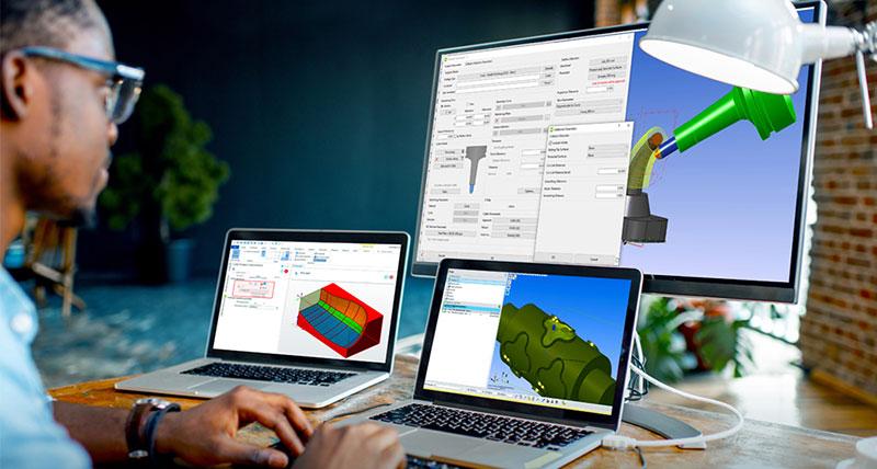 """Hexagon, her WORKNC CAM müşterisine """"üretim bilincine sahip"""" CAD sağlayarak kalıp ve kalıp üreticilerini güçlendirir"""
